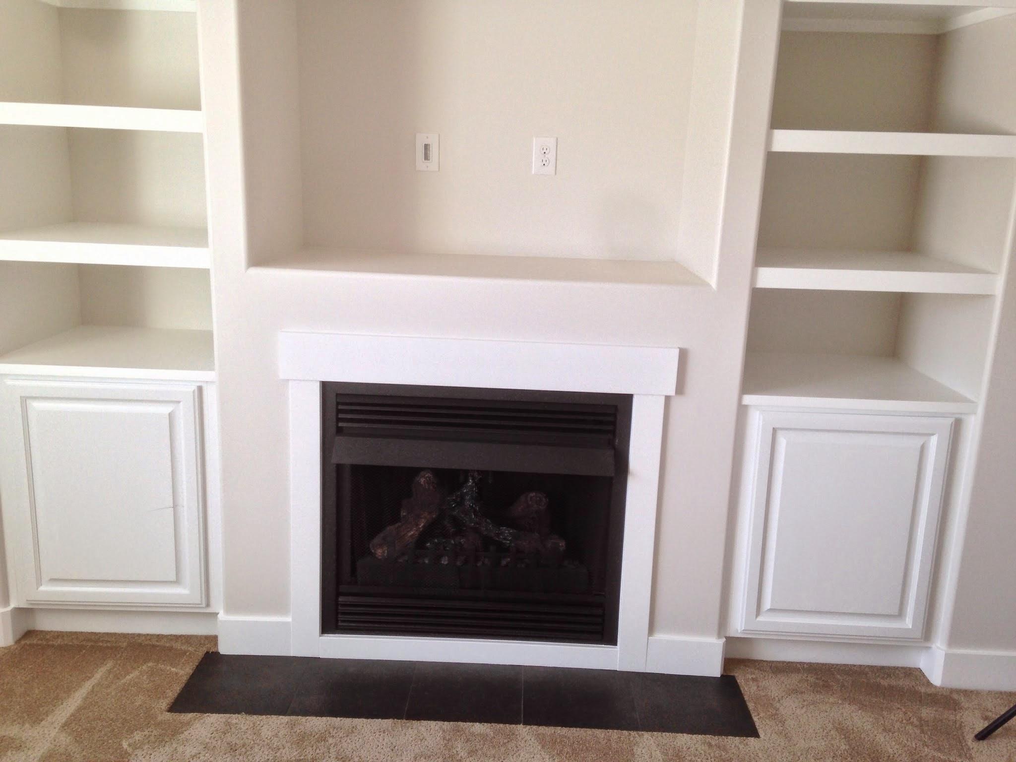 basement fireplace design renovation aurora estate home best 25