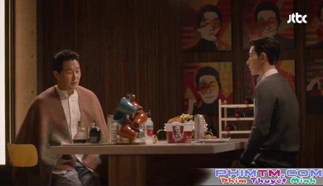 Thật như đùa: Nữ chính Man to Man hóa ra là… Park Hae Jin! - Ảnh 14.