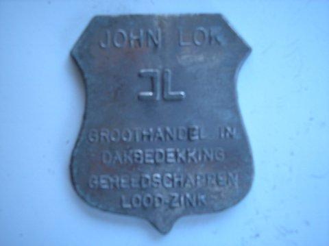 Naam: John LokPlaats: GoudaJaartal:  2000