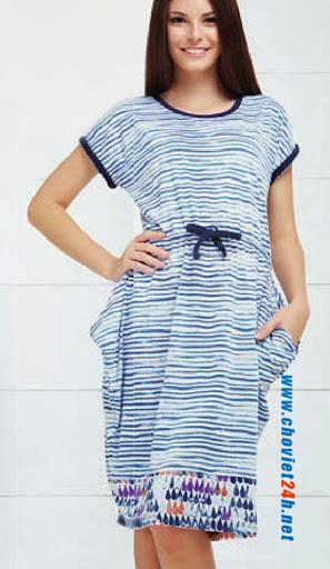 Váy thời trang Sophie Short Marine