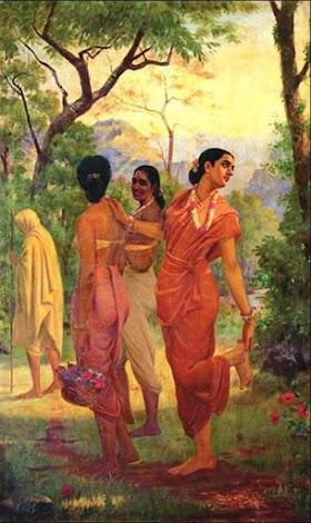 Malavikagnimitram Of Kalidasa Commentary-KpParab मालविकाग्निमित्रम्