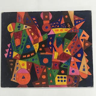 Martin Rosenthal Painting #3