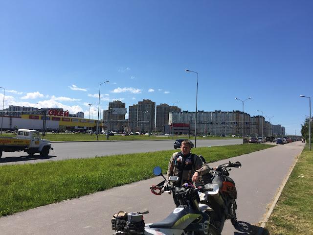 Sankt Petersburg City, eine tolle Stadt