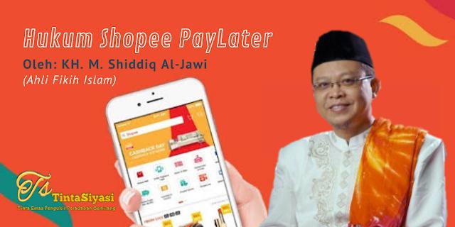 Hukum Shopee PayLater