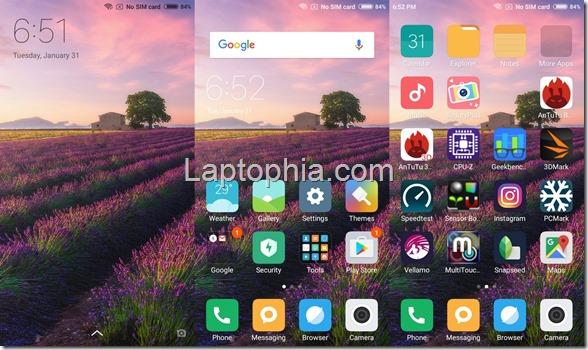 Software & Fitur Xiaomi Redmi 4A