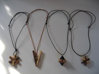 KUMIKO ペンダント kumiko pendant