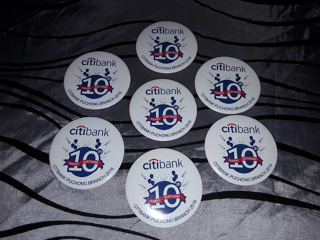 Liberty Printing Is The Best Place For Personalized Button Badge