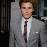 WWW.ENTSIMAGES.COM -    Oliver Cheshire   arriving at BMW i3 Global Reveal and Party at Old Billingsgate, 1 Old Billingsgate Walk, London July 29th 2013                                                 Photo Mobis Photos/OIC 0203 174 1069