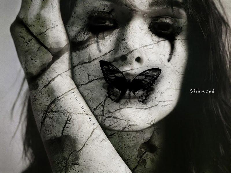 Dark Art Butterfly, Death