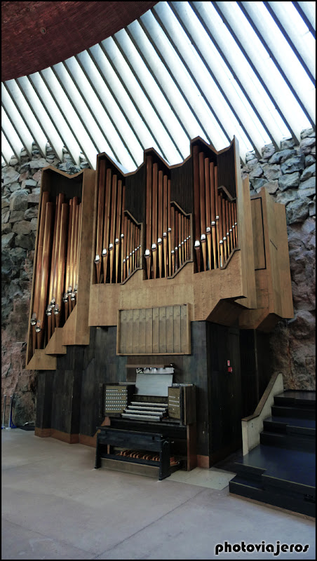 Iglesia de Temppeliaukio