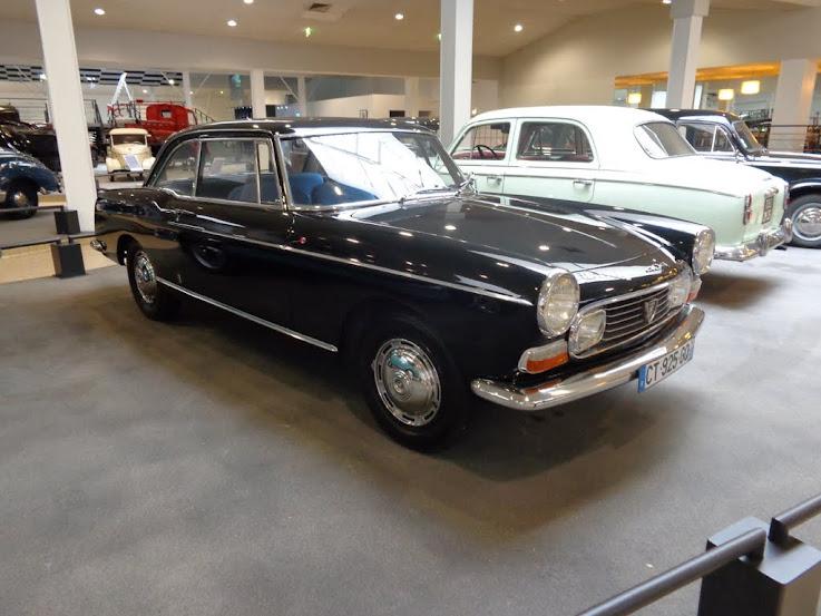 Musée de l'aventure Peugeot à Sochaux DSC01331