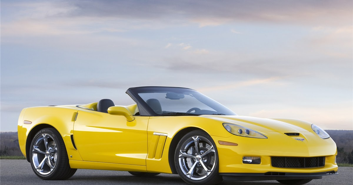 Car Pictures: Chevrolet Corvette Grand Sport 2011