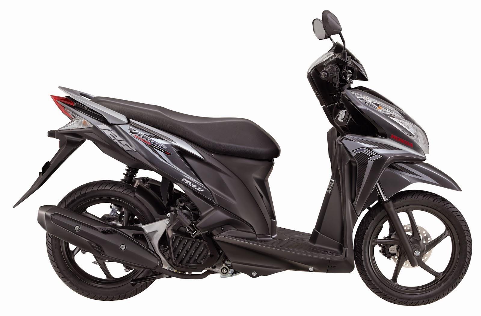 Suzuki Hayate 125 Modifikasi
