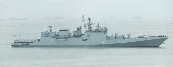INS Tabar - F44 - Missile Frigate - Indian Navy - 06-TN