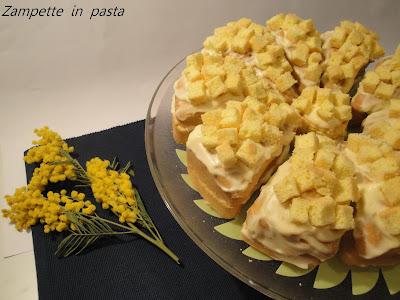 Torta Mimosa - Ricetta Festa della Donna