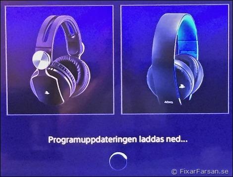 Programuppdatering-PS4-Wireless-Headset-2.0