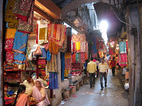 Markets and merchants - Jaipur, Rajasthan