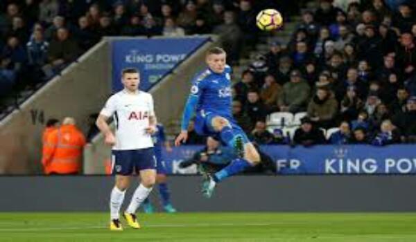 Leicester City vs Tottenham premier league match highlight