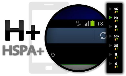 تقوية إشارة شبكة الهاتف من E الى H أو من H+ إلى 4G بطريقة فعالة ومضمونة