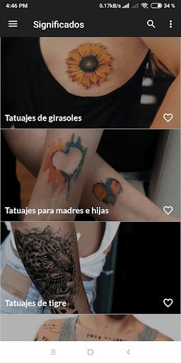 SigTat: Significados de los Tatuajes 1.0.8 Screenshots 1