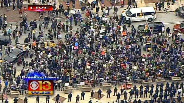 Baltimore riots cost taxpayers at least $16 million