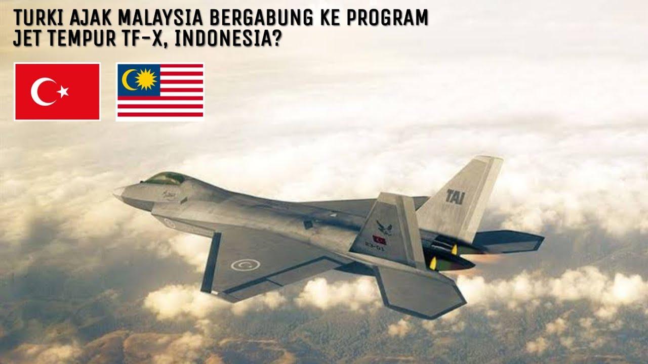 Turki Lirik RI Jadi Mitra Program TF-X, Jet Tempur Umat Islam