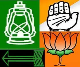 बड़ी खबर/Bihar Election: पहले चरण में जानें 71 सीटों पर किन दलों की उम्मीवार की किस-किस है टक्कर, देखिए पूरी लिस्ट।