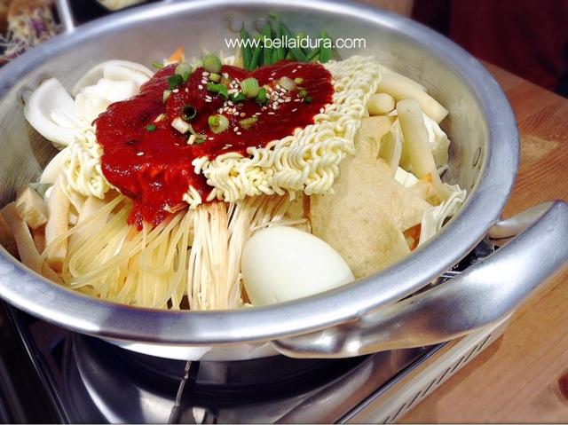 tomyam korea, masakkan sedap korea