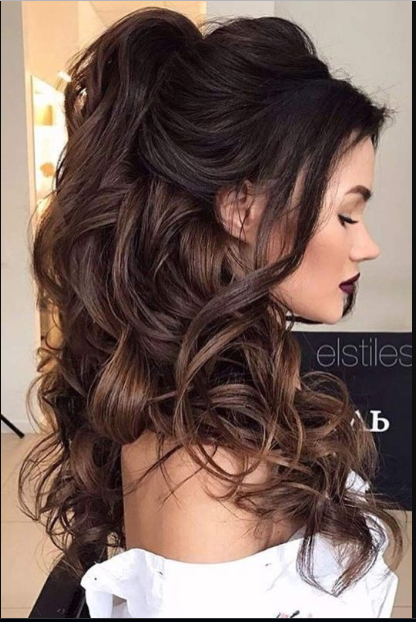 Latest Wedding Hairstyles For Long Hair 10