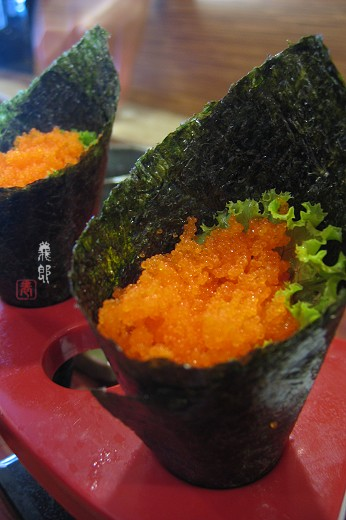 義郎創作壽司