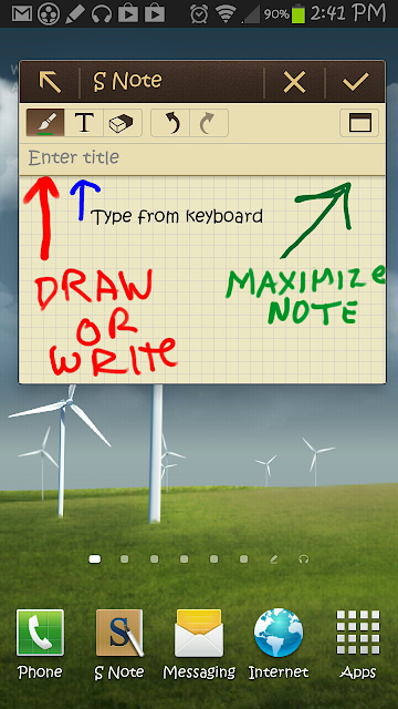 2012 12 22 14 42 02 The Samsung Galaxy Note 2 Lets you Take Note of Your World