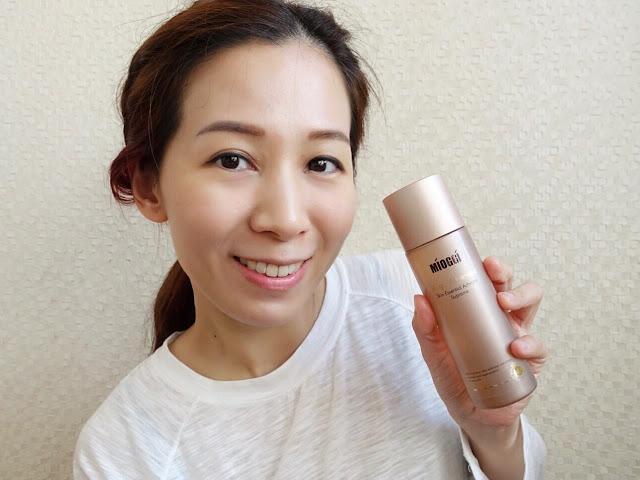 MIOGGI生命水III. 預防肌膚老化. 保持皮膚彈性