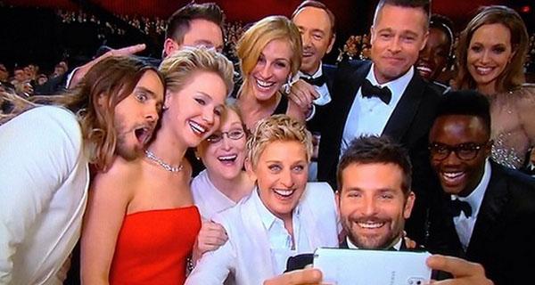 ¿Quién no recuerda este famoso selfie?