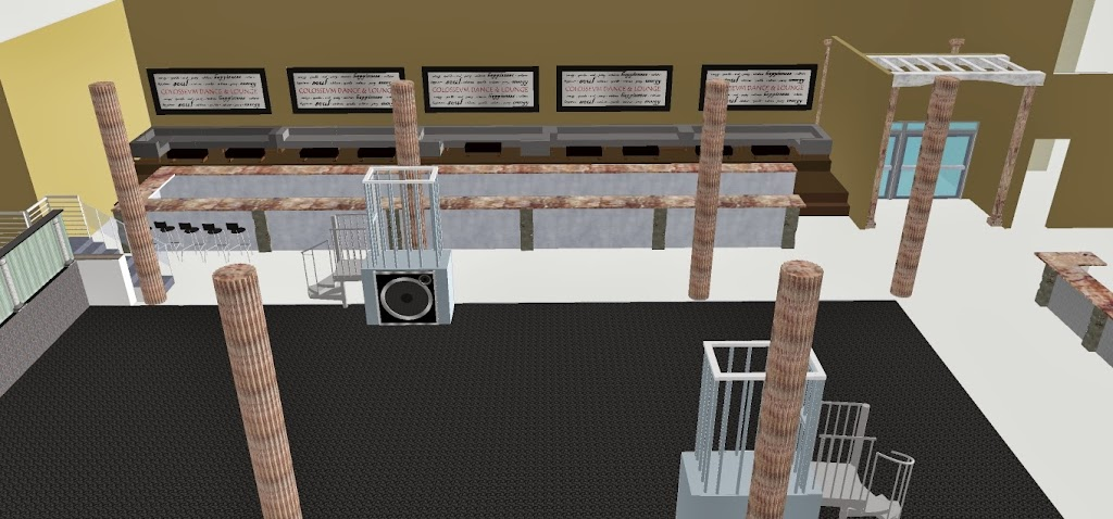 Colosseum Side Bar Lounge
