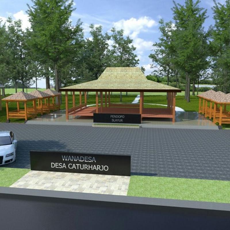 Rencana Situs Wanadesa Slayur Caturharjo