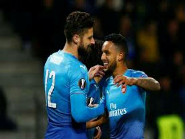 Bate vs Arsenal Europa League Match Highlights