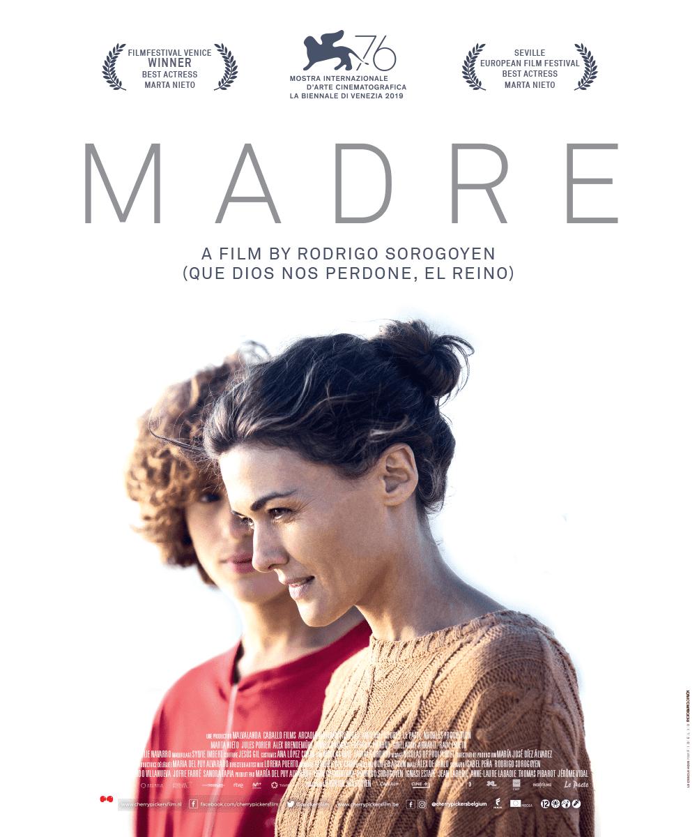 Madre.Zinderende Spaanse thriller