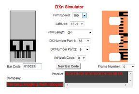 Scotch 100 a DXn Simulator oldalán