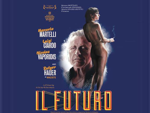 Το μέλλον (Il futuro / The Future) Wallpaper