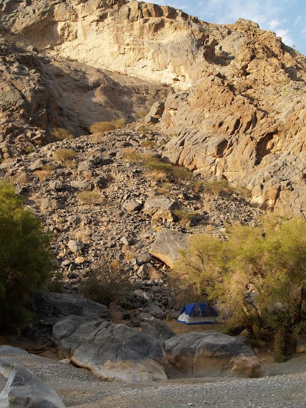Wadi Tanuf, Oman