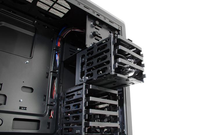 Interior NOX Caja Semitorre ATX Coolbay VX