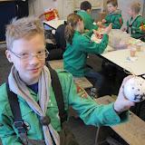 Welpen - Sneeuwpret en kerstbal maken - IMG_2692.JPG