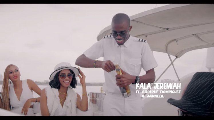 VIDEO   Kala Jeremiah Ft. Adolphe Dominguez & Jannelie – MWASI YA MUTU    Mp4 Download