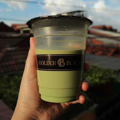 Review Golden Black Coffee