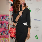 WWW.ENTSIMAGES.COM -  Myleene Klass   at        Mothercare - VIP Christmas party at Mothercare, 515 Oxford Street, London November 28th 2013                                              Photo Mobis Photos/OIC 0203 174 1069