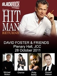 David Foster And Friends - Hit Man Returns