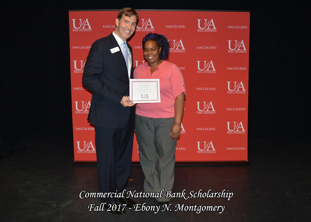 Fall 2017 Foundation Scholarship Ceremony - Commercial%2BNational%2BBank%2BScholarship.jpg