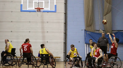 Photo: Photos taken during the match between CELTS 1 and Norwich Lowriders on 14 February 2015