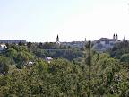 Schöner Blick auf die Stadt