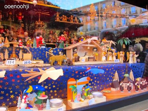 クリスマスマーケットの出店